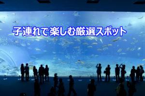 子連れ沖縄旅行でおすすめなスポットを厳選!