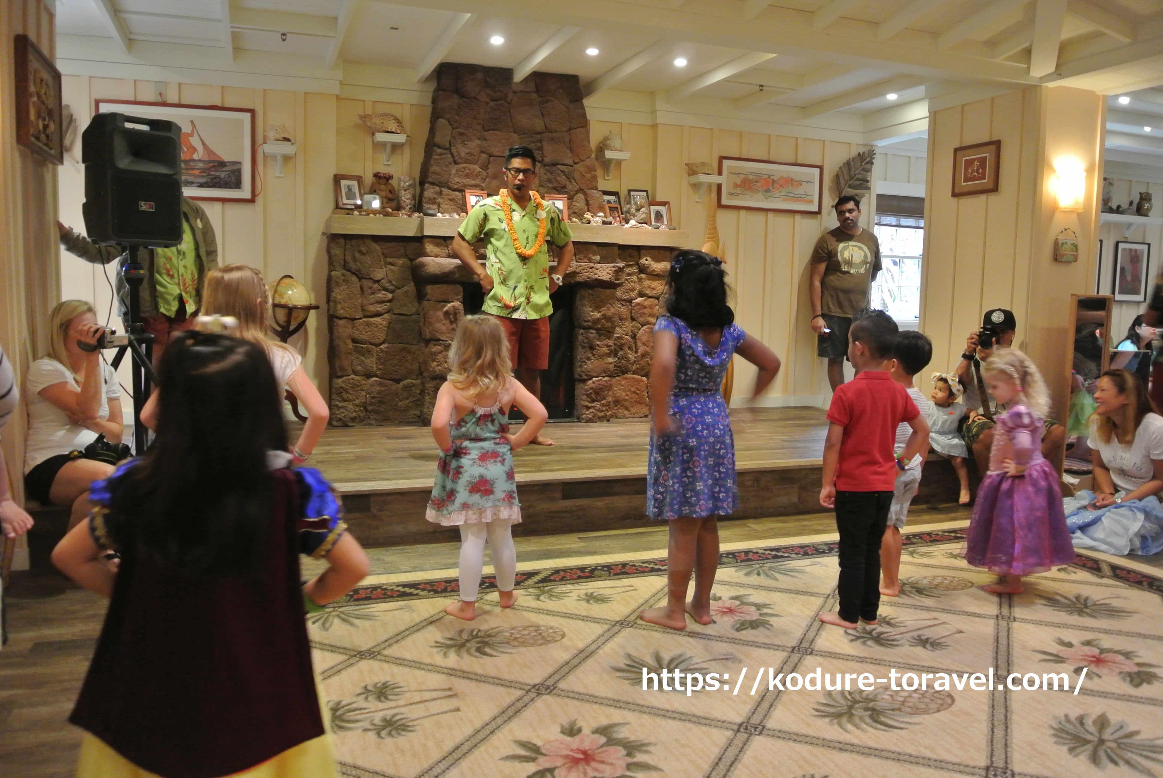ハワイ3歳アンティーズビーチハウス